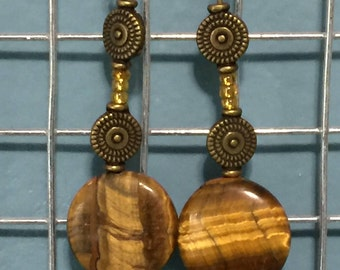 Sahara Desert Earrings