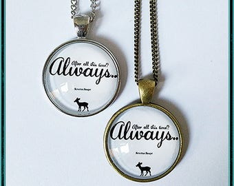 Always Necklace (After all this Time)