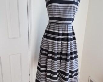 Striped Summer Sundress