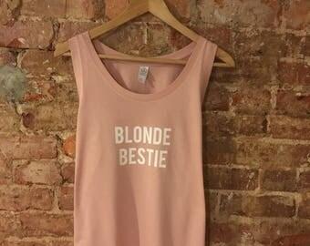 Blonde Bestie Tank