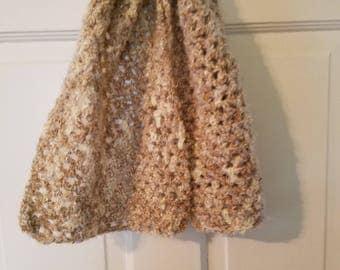 Shortie scarf