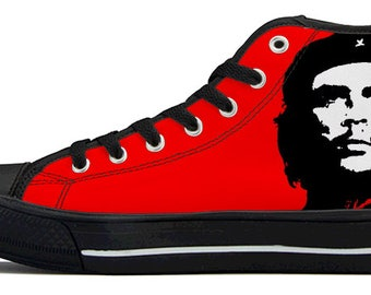 Che High Top Canvas Shoes