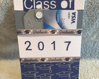 Graduation Gift Card Sleeve