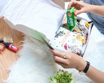KOREAN TASTER BOX | Inspire Me Korea