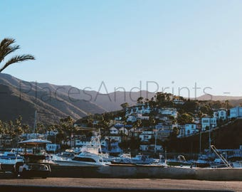 Catalina Island California, Instant Download