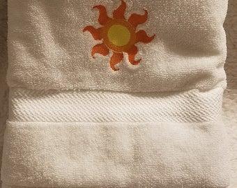 My Little Pony Princess Celestia Embroidered Towel