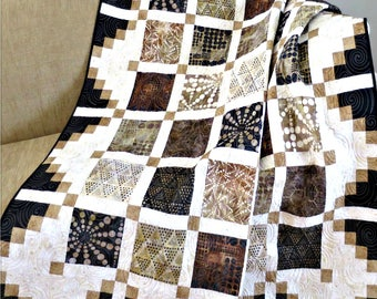 Simply Cool Quilt Pattern 444e