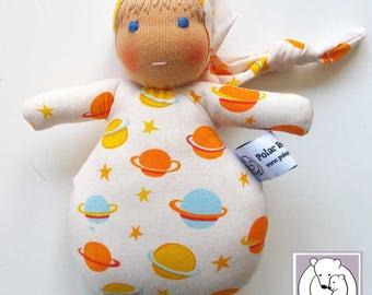 Waldorf inspired Mini Baby , Planets