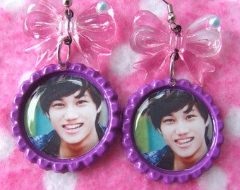 EXO Kai KPOP Bias Earrings