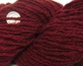 Brick - 268 yards wool Eco-friendly (reclaimed) yarn