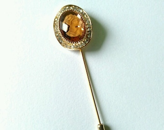 Victorian Inspired Lapel pin