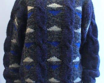 Bill Ditfort Knit Sweater