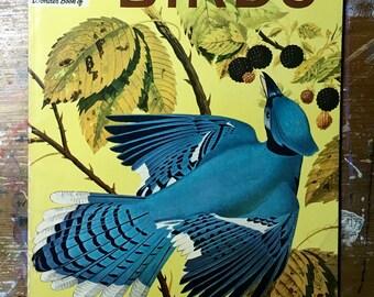 Vintage Book: Birds
