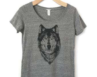 Wolf Shirt, Wolf t-shirt, wolf shirts, Womens clothing t-shirts, wolf gifts, timber wolf t-shirt, dog husky t-shirts, gifts for teens