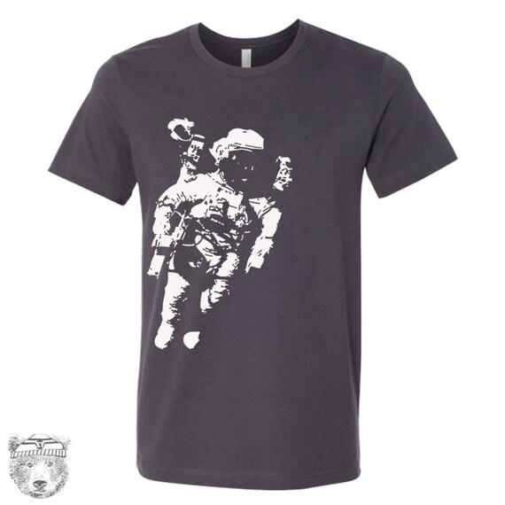 Mens SPACEMAN T Shirt  s m l xl xxl (+ Color Options)
