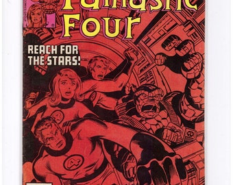 1961 Series #220 Fantastic Four Comic Book in F+ Condition
