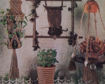 Mad About Macrame Book No HA36 Paperback – 1975