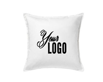 Custom Pillows With Logo