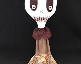 Spooky Art Doll, Lady Demon - Willow