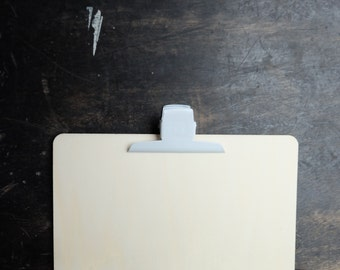 Large Binder Clips, white paper clip
