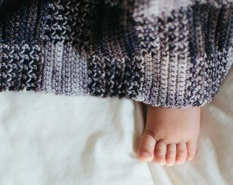 Storytime Swaddle crochet pattern