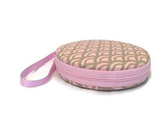 Mermaid Scales Macaron Wristlet Clutch Wallet Large or Kit - The Aquata