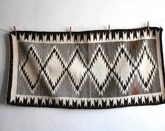 Diamond Navajo Rug
