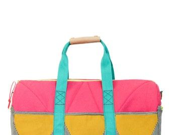 SALE Duffle Bag. Travel Bag. Carry-on Bag. Gym Bag. Weekender Bag. Free Shipping.