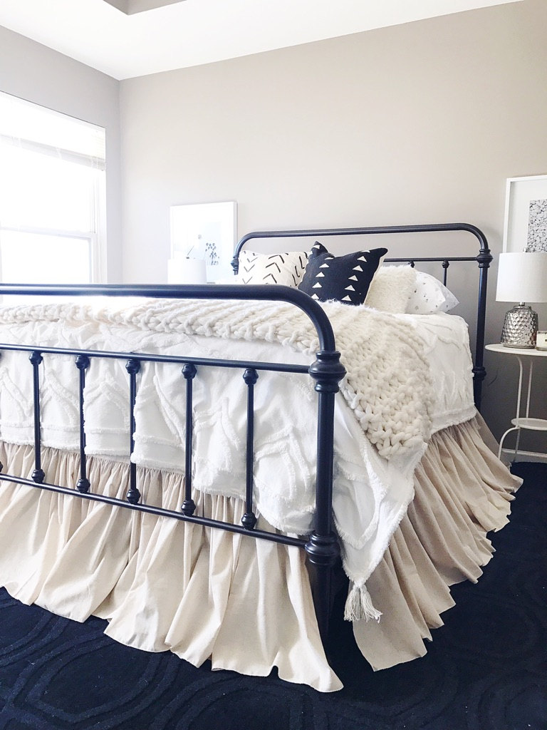 Bed Ruffles 28 Images Off White Ivory Linen Dust