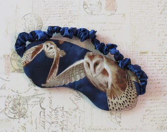 It's Only Forever Sleep Mask in Barn Owl // Labyrinth Inspired, David Bowie