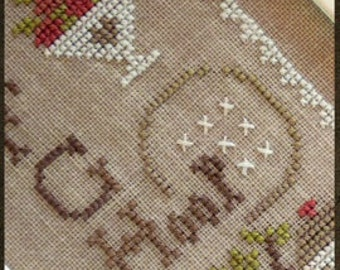 10% OFF Pre-order NEW Needlework ABCs Nashville Market 2017 Little House Needleworks cross stitch pattern