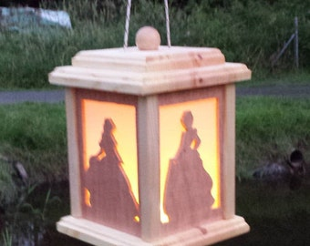 Disney Princess Lantern