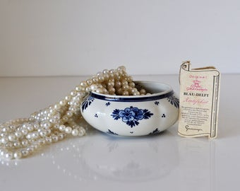 Blue Delft Bowl Royal Goedewaagen