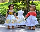 Doll Slip Petticoat Skirt for American Girl