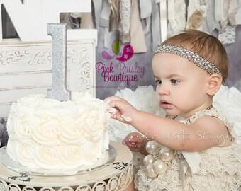 You Pick 1 Halo Baby Headband. Christmas Headband. Baby Girl Headbands. Gold & Silver Baby Hair bows. Baby Hair Accessories. Infant Bows
