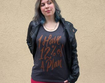 May's Shirt of the Month | I have 12% of a Plan