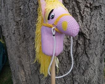 Pony Pals Hobby Horse - LILY