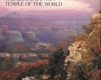 Vintage 1987 Arizona Highways Publication The Grand Canyon