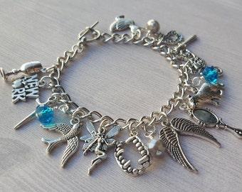 Mortal Instruments Charm Bracelet