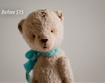 SALE 30% OFF / Instant Download / Digital Download / Sewing PDF Pattern / Teddy Bear / 7 inches / For Women