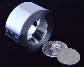 "One  .9"" x 1.0"" @ 17 degrees Universal Folding/Reduction Die Hardened Stainless Steel"