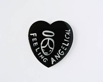 feeling angelical - brooch