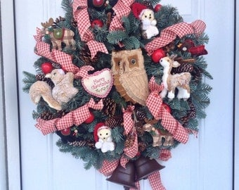 Woodland Critter Christmas!