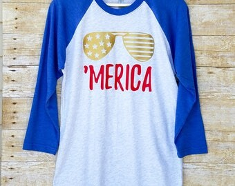4th Of July T Shirt Etsy