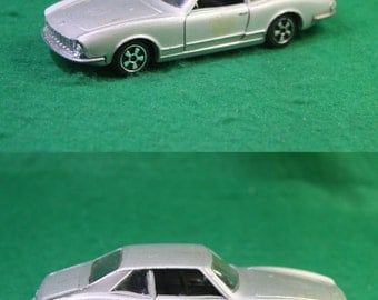 Vintage Politoy Export No. 550  Die cast scale model Ghia V 280 1:43 scale. Made in  Italy