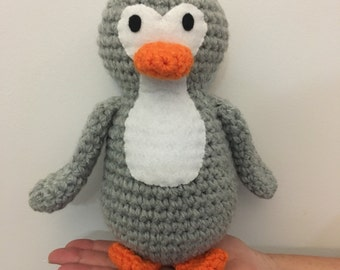 Little Pop the Penguin