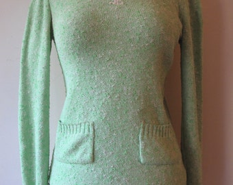 1960s Courreges Sweater