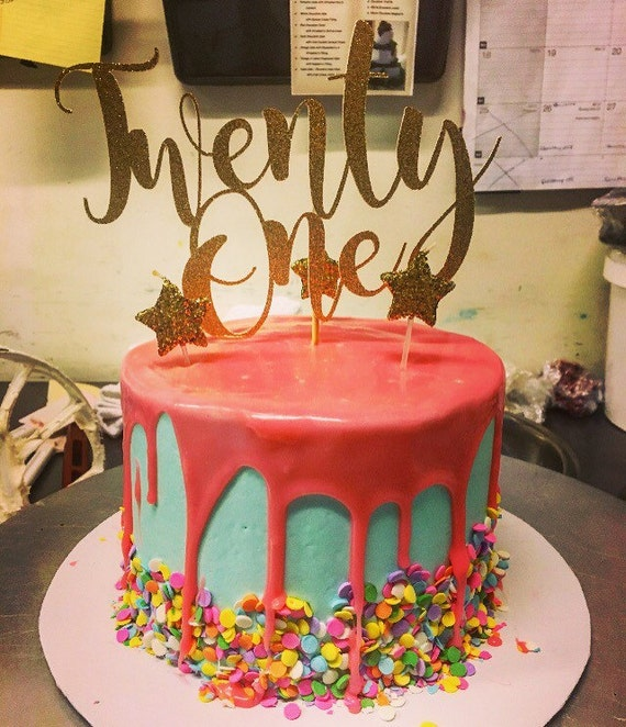 21st birthday cake topper 21st birthday decorations 21st for 21st birthday decoration ideas