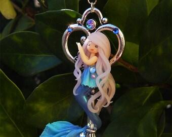 Ondina - Fimo mermaid