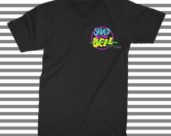 Saved by the Night Bass DJ shirt (AC Slater, saved by the bell, EDM, rave, plur, ac slater shirt, night bass shirt)